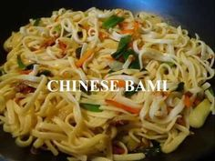 Chinese bami (authentieke bami van Chinees restaurant) - You Healthy Meals For Kids, Healthy Meal Prep, Healthy Recipes, Keto Meal, Dutch Recipes, Asian Recipes, Ethnic Recipes, Bami Recipe, Vegetarian Recepies