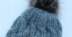 Palmikkopipo  Koko aikuiselle (kuvio kahdeksalla silmukalla jaollinen, vähentämällä tai lisäämällä valmistuu helposti muita... Knit Crochet, Projects To Try, Winter Hats, Knitting, Diy, Crocheting, Fashion, Crochet, Moda