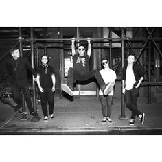 The Neighbourhood. oh how i LOATHE the people who call themselves a fan when they only know Sweater Weather. that's just a no-no.