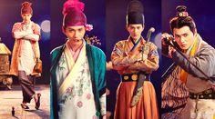 Braveness of the Ming 《锦衣夜行》 - Zhang Han, Park Min Young