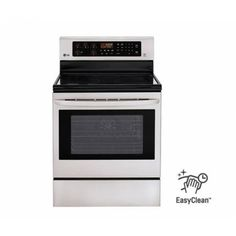 ELECTRIC RANGE WITH TRUE CONVECTION - $849  Model# LRE6383ST  -EASYCLEAN™  -SUPER LARGE 6.3 CU. FT CAPACITY  -TRUE CONVECTION -INTUITOUCH™ CONTROL SYSTEM  http://www.newcountryappliances.com  #stoves #ovens #lg #lgstoves #lgovens #appliances #lgappliances #lgproducts #appliancesforsaleinsurrey #appliancesforsaleinvancouver