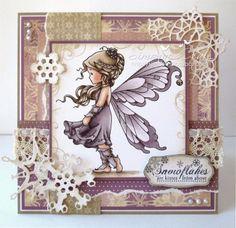 Sylvia Zet: Silver Fairy by Simonne Clay