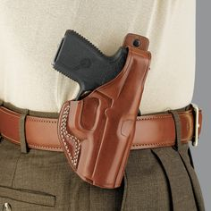 PLE UNLINED PADDLE HOLSTER: Galco Paddle Holsters at Galco