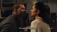 season 3 tv show power episode starz 304 im not letting you go #humor #hilarious #funny #lol #rofl #lmao #memes #cute