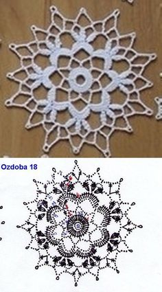 Exceptional Stitches Make a Crochet Hat Ideas. Extraordinary Stitches Make a Crochet Hat Ideas. Crochet Flower Squares, Crochet Snowflake Pattern, Crochet Motif Patterns, Crochet Stars, Crochet Circles, Crochet Snowflakes, Granny Square Crochet Pattern, Crochet Diagram, Thread Crochet