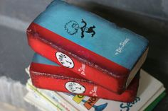 Serre-livres Dr Seuss - Etsy - The Gnaked Home