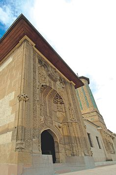Classic Architecture, Islamic Architecture, Turkey History, 11th Century, Turkey Travel, World's Most Beautiful, Best Cities, Entry Doors, Islamic Art