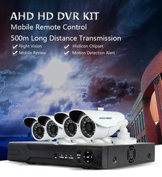 Wireless Security camera kit, Video Surveillance DVR Kits HD, | Auto Dash Cams Retail And wholesales Auto DVR DashCams Full FD