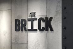 The Brick | Concept gym Antwerp www.davydooms.com
