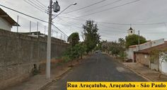 Rua Araçatuba, Araçatuba - São Paulo