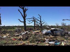 Storm kills 10, brings flooding, tornadoes, snow - YouTube