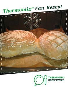 Bauernbrot von Janine 80. Ein Thermomix ® Rezept aus der Kategorie Brot & Brötchen auf www.rezeptwelt.de, der Thermomix ® Community.