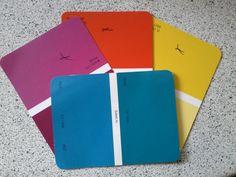 Colors for skoolie