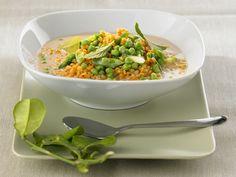 Linsen-Curry mit Erbsen - smarter - Kalorien: 296 Kcal - Zeit: 30 Min. | eatsmarter.de