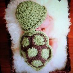 This is so adorable! So glad my mom crochets!