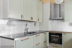 Kuvahaun tulos haulle keittiö 60-luvun tyyliin