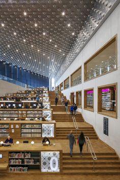 Imagen 14 de 29 de la galería de Centro cultural Eemhuis / Neutelings Riedijk Architects. Cortesía de Scagliolabrakke, Neutelings Riedijk Architecten