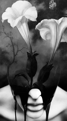 tumblr_n5xoma8ucm1qa4iv8o5_500.jpg (417×750) ART: Dreamy Portrait Series by Antonio Mora Spanish-based artist Antonio Mora, also known as mylovt, uses the web to craft his surreal works. He looks through online databases and finds images that he later combines into unconventional portraits.