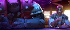 WildStar Free-to-Play Launch Cinematic: http://www.playmagazine.info/wildstar-free-to-play-launch-cinematic/