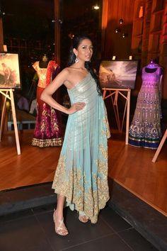 74f48b579449 Beautiful Sky Blue dress by PRIYA CHHABRIA | Jivaana.com Pakistani Suits,  Wedding Wear