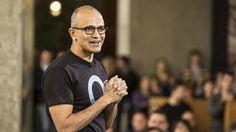 Satya Nadella señala la necesidad de publicitar más y mejor las innovaciones de Microsoft Research  http://www.xatakawindows.com/p/110476