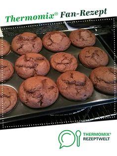 Bananen-Schoko-Muffins von abcwww. Ein Thermomix ® Rezept aus der Kategorie Backen süß auf www.rezeptwelt.de, der Thermomix ® Community.