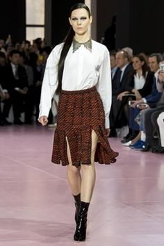 Ways To Wear: The Pleated Skirt
