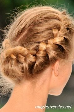 might've found my hairstyle for prom (: