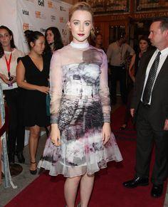 Saoirse Ronan à la première de How I Live Now