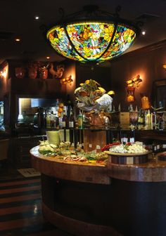 Ipanema Brazilian Steak House is a Churrascaria in the finest sense of the word. With 12 authentic cuts of meat served by traditional roving Gauchos and an opulent salad and vegetable bar, delectable desserts and delicious wines, beers and cocktails, it's a must during an #Ocala visit!