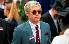 Niall Horan Makes An Appearance At Royal Ascot 2016