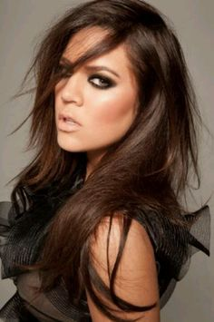 Medium Brown Hair Color Ideas Hairstyle For Women
