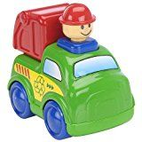 Bruin Press n Go Automobile  Rubbish Truck