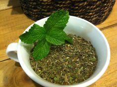 Morning Green Tea  Herbal and Caffeine Free by StFiacresFarm