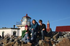 We took advantage of a beautiful day to hike in Discovery Park. Wonderful area and saw some seals.