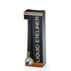 Makeup Revolution |  Liquid Eyeliner - Waterproof