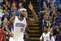 Sacramento Kings DeMarcus Cousins