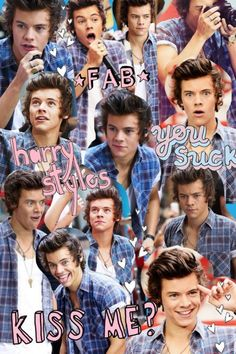 The many faces of Harry Styles One Direction Harry Styles, Harry Styles Imagines, Holmes Chapel, Harry Styles Wallpaper, Mr Style, You Make Me Happy, Harry Edward Styles, Boys Who, Cool Bands