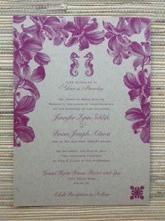 Invitation #CupcakeDreamWedding