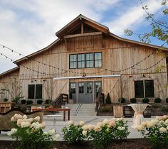 Mint Springs Farm Wedding Venue Nashville Tennessee | Reception Barn