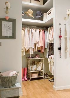 Our superbly stylish new Small Dressing Room Ideas. Browse through images of Small Dressing Room Ideas to create your perfect home. Small Dressing Rooms, Dressing Room Closet, Closet Bedroom, Closet Space, Floor To Ceiling Wardrobes, Closet Interior, Closet Colors, Dressing Room Design, Dressing Area
