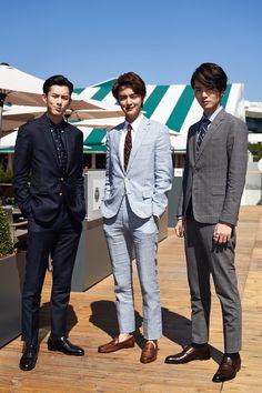 Meteor Garden Cast, Meteor Garden 2018, Kdrama, A Love So Beautiful, Beautiful People, F4 Boys Over Flowers, Meteor Rain, Hua Ze Lei, Asian Actors
