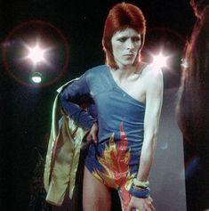 David Bowie's transformation into Ziggy Stardust was a slow process