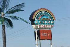 Out door Signage, South Beach Casino and Resort  |  One Ocean Drive, Scanterbury, Manitoba R0E 1