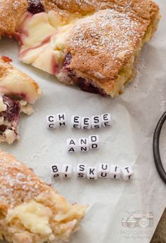 Wie wäre es denn mal mit...CheeBi [tschiebie] - Cheese and Biskuit? #Spring Soulfood - Photolixieous