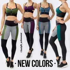 Nuevos colores disponibles encuéntralos en nuestras tiendas y sitio web  New colors available find them in our stores and website #Fitness #Modern #FashionSport #WorkOut #PhotoOfTheDay #LifeStyle #Woman #Shop #Trendy #AthleticWear #YoSoyBodyFit #Shop #MusHave #BeOriginal #BodyFit #RopaDeportiva  #StyleRunner #FashionTrends #GetMotivated #SportLuxe #AthleticWear