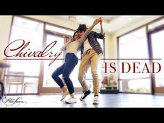"Ian is making me a fan again with this one. :) || Ian Eastwood Choreography Feat. Megan Batoon | ""Chivalry Is Dead"" - Trevor Wesley - YouTube"
