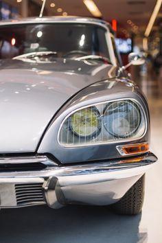 De Citroën DS