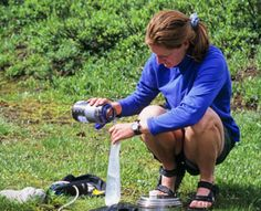 Water Filtration Techniques for Survival