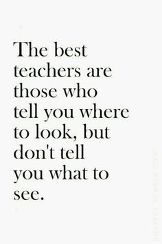 We're all born students striving to be teachers. Teach someone you know or love your mistakes so they don't make the same ones!